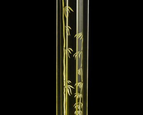 Leuchte_Bambus_120_gelb