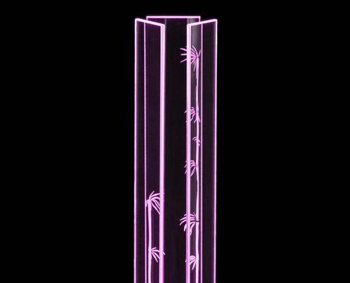 Leuchte_Bambus_80_magenta